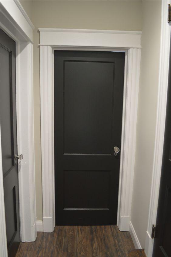 Dark Doors, White Trim By Jose Reyes | Jewelry | Pinterest | Dark Doors, White  Trim And Doors
