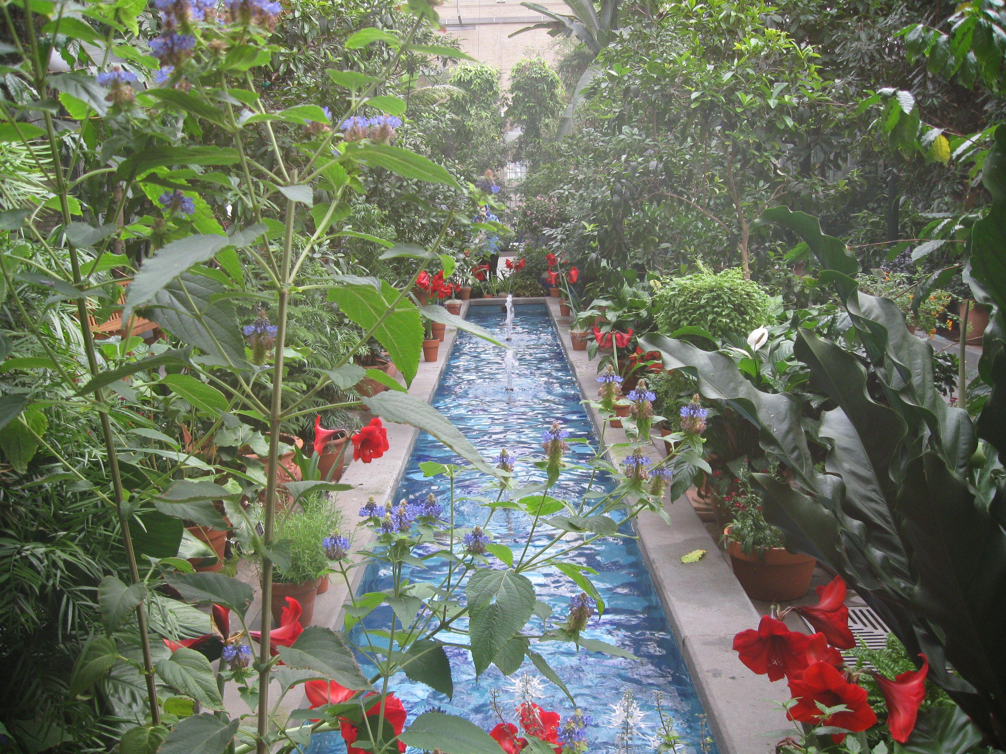 Beau United States Botanic Garden