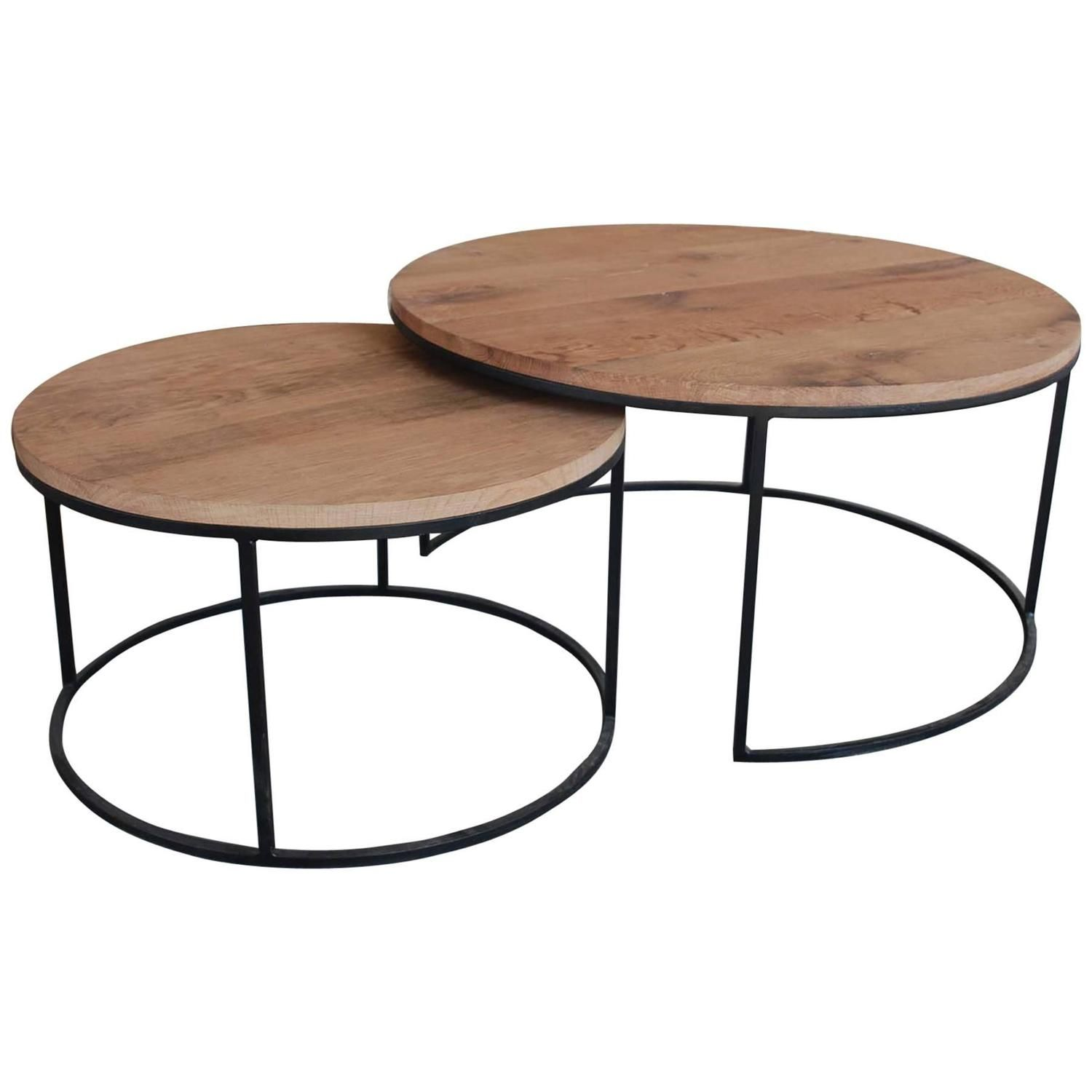contemporary pair of coffee tables round contemporary tables and