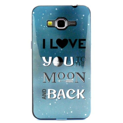 Samsung Quote Delectable Samsung Galaxy Grand Prime Smg530H Tpu Case  Quote And Starry