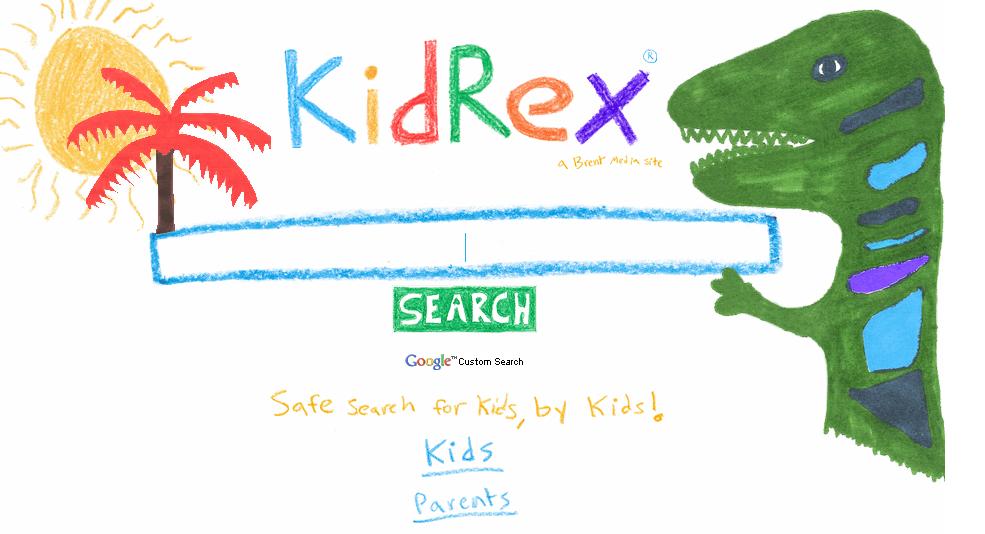 KidRex-Safe Search Engine for Kids | Safe search, Safe internet,  Educational technology