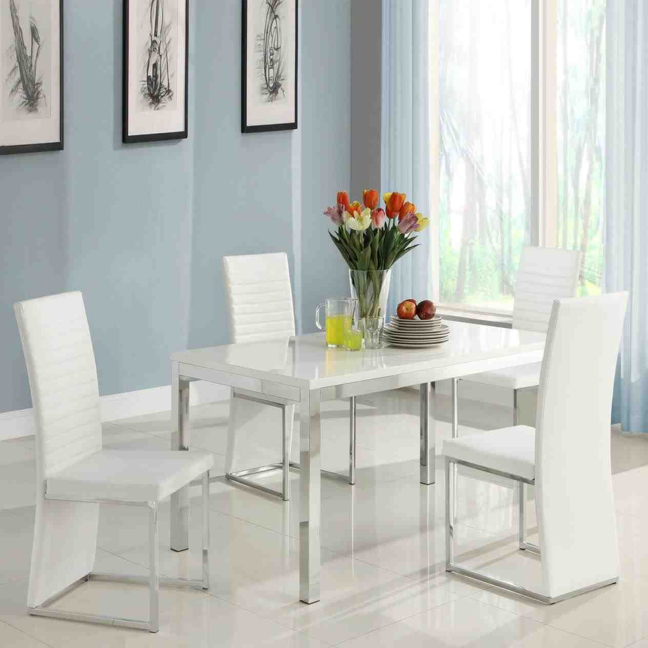New Post Modern 3 Piece Dining Set  Decors Ideas  Pinterest Pleasing Three Piece Dining Room Set 2018