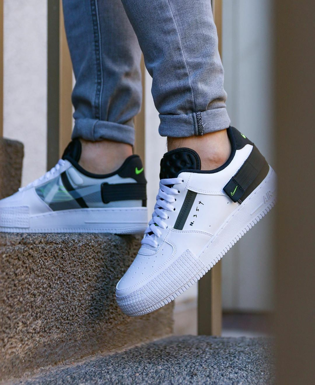 nike air force 1 different styles