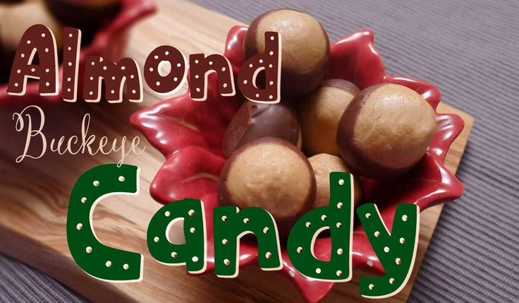 - Almond Buckeye Candy  Check out this Almond Buckeye Recipe, it's delicious! It is a great alternative to peanut butter buckeyes for those with …