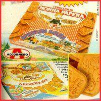 mitici, i bisccotti di nonna papera