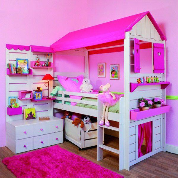 Completamente hermosas y funcionales cama loft ludolit3 - Ver camas para ninos ...