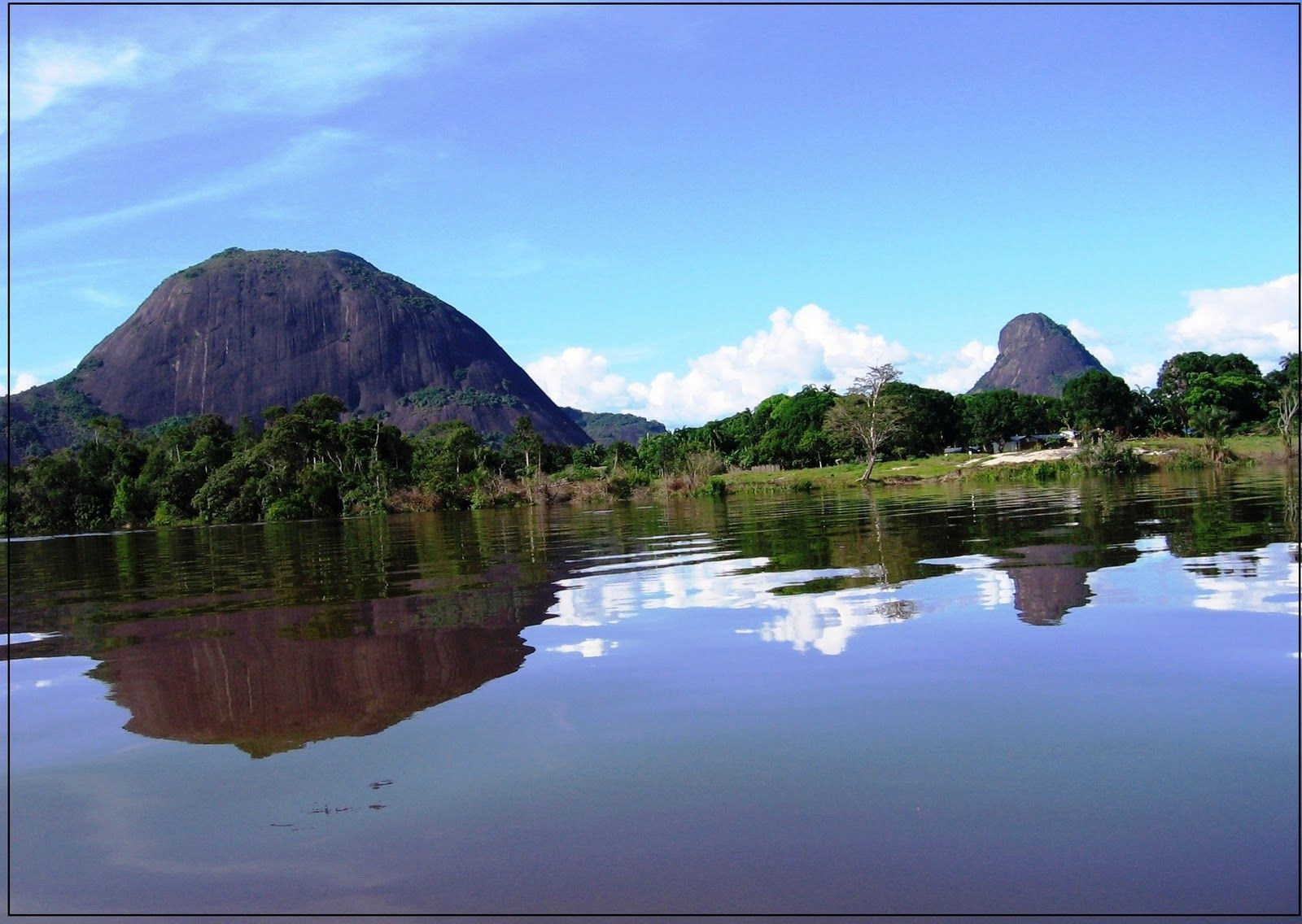 Guainia Colombia Places To Travel Natural Wonders Colombia
