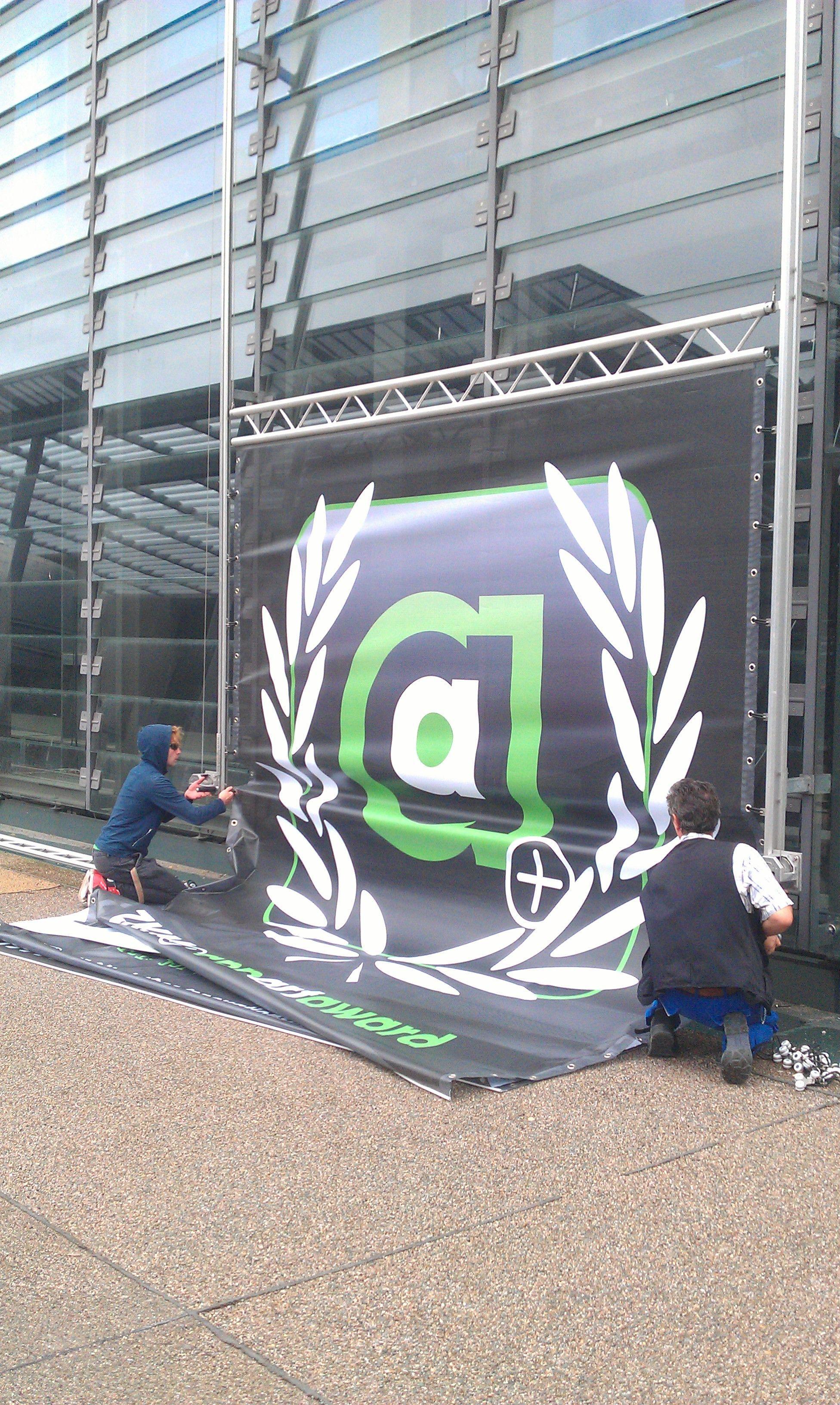 Die Vorbereitungen sind im vollem Gange! Karlsruhe