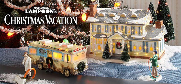 National Lampoon's Christmas Vacation Dept. 56 Christmas
