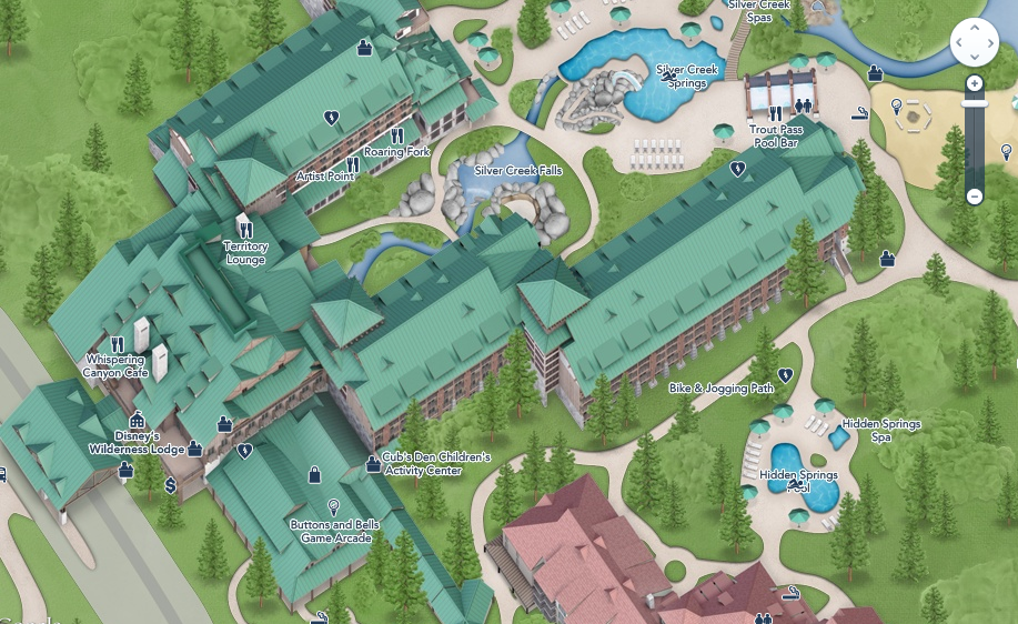 FREE Disney Virtual Vacation Check Out the Walt Disney World Parks Maps W