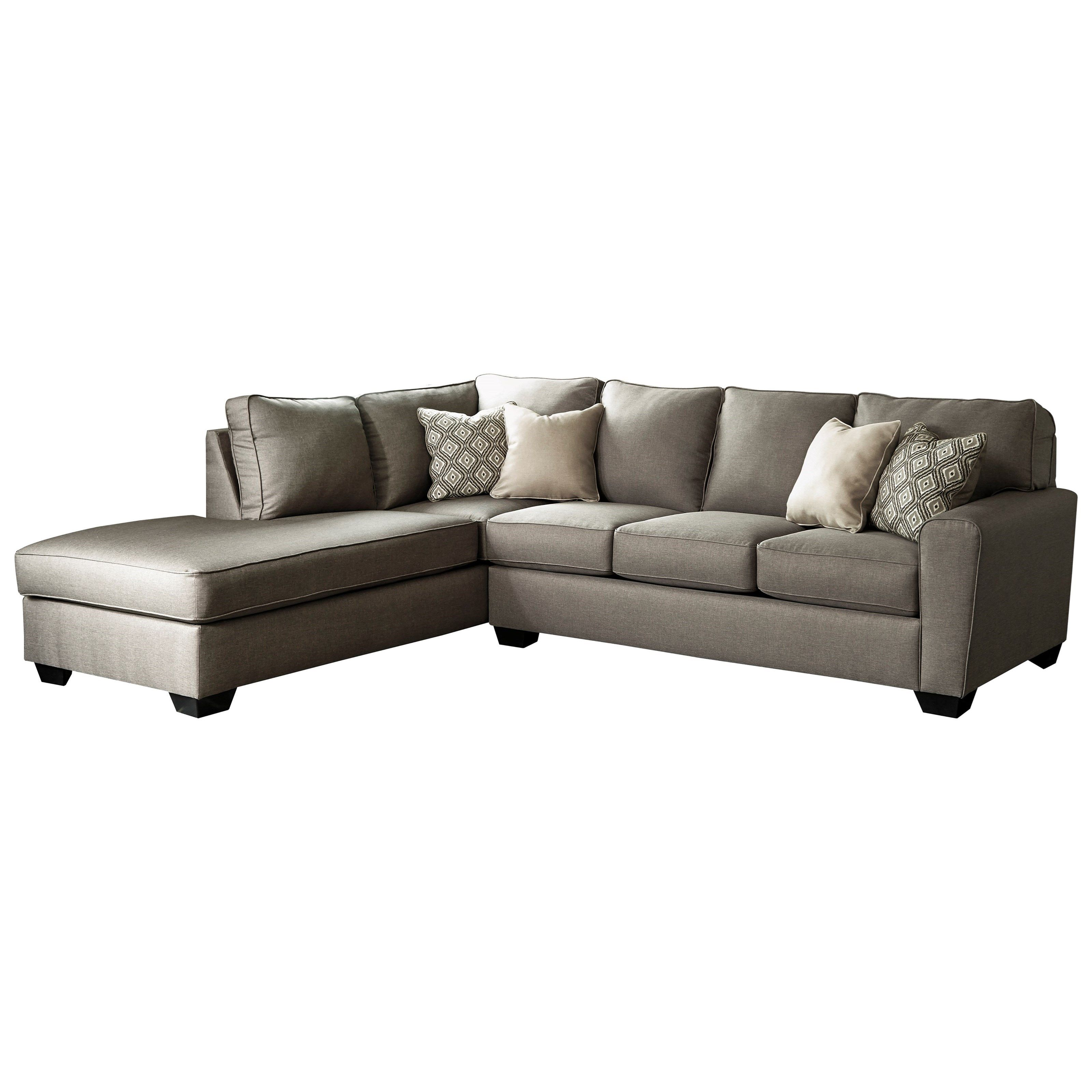 1135 At Wolf S 115 X 90 Contemporary Sectional With Left