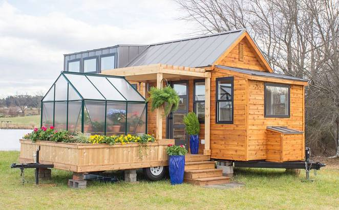 13 Year Old Luke Thill Builds Own Home For Just 1 500 Diy