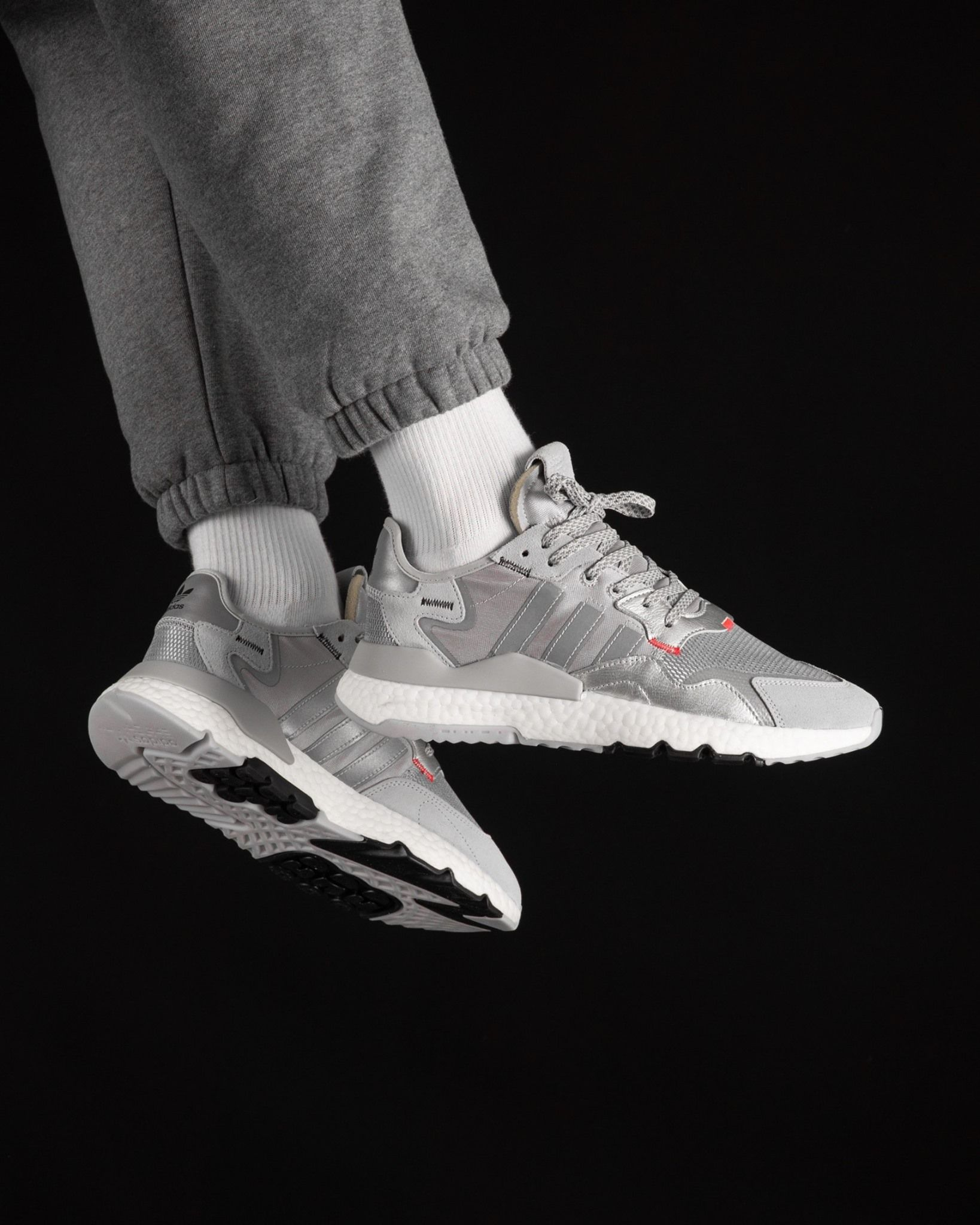 ADIDAS NITE JOGGER SHOES in 2020 | Joggers shoes, Sneakers