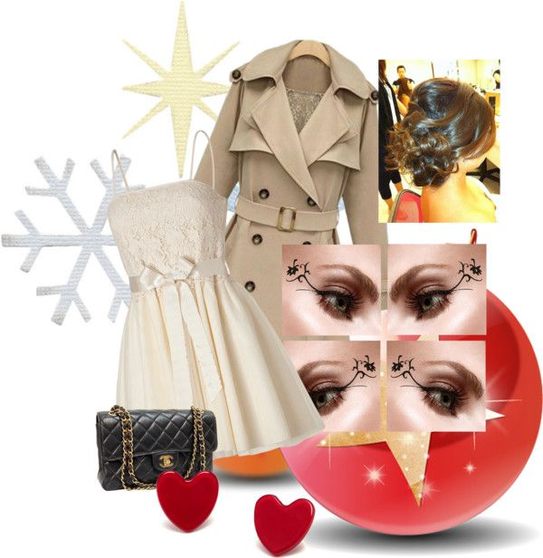 """""""Happy Holidays!"""" by musiclover1998 ❤ liked on Polyvore"""