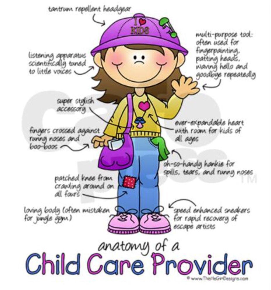 6Child Care Provider Appreciation Day Childcare