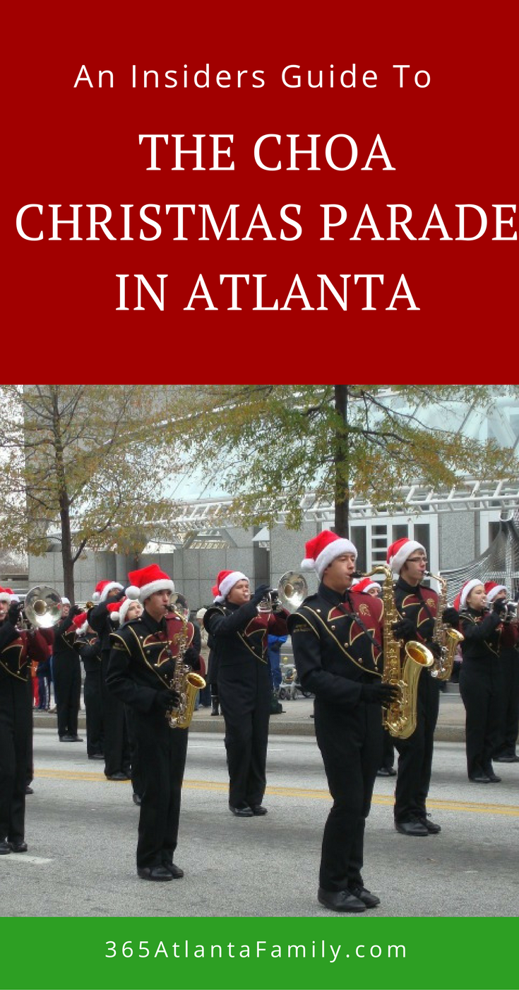Your Local\'s Guide to the CHOA Christmas Parade In Atlanta | Holiday ...