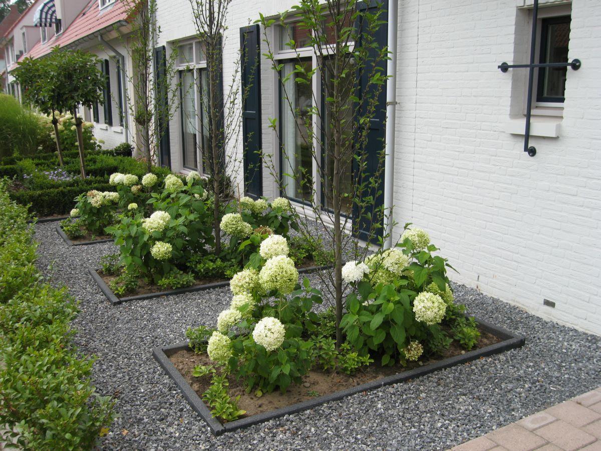 Tuinen Van Honschoten.Moderne Voortuin Www Rolandvanboxmeer Nl Gardens