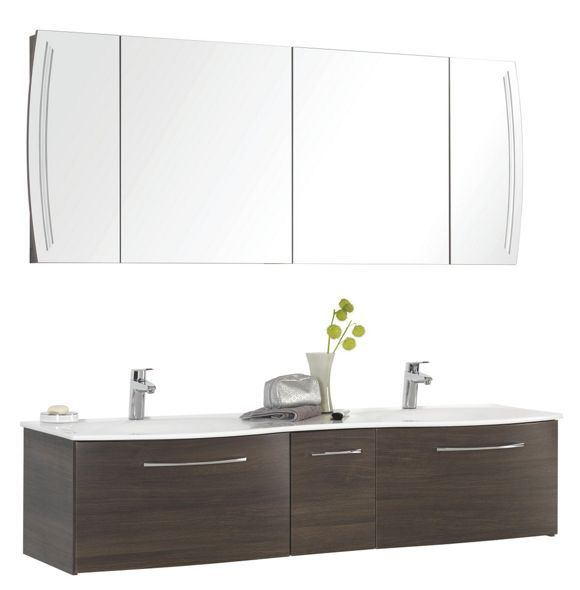 In diesem hochwertigen Badezimmer von SADENA starten Sie besonders - spiegelschrank f rs badezimmer