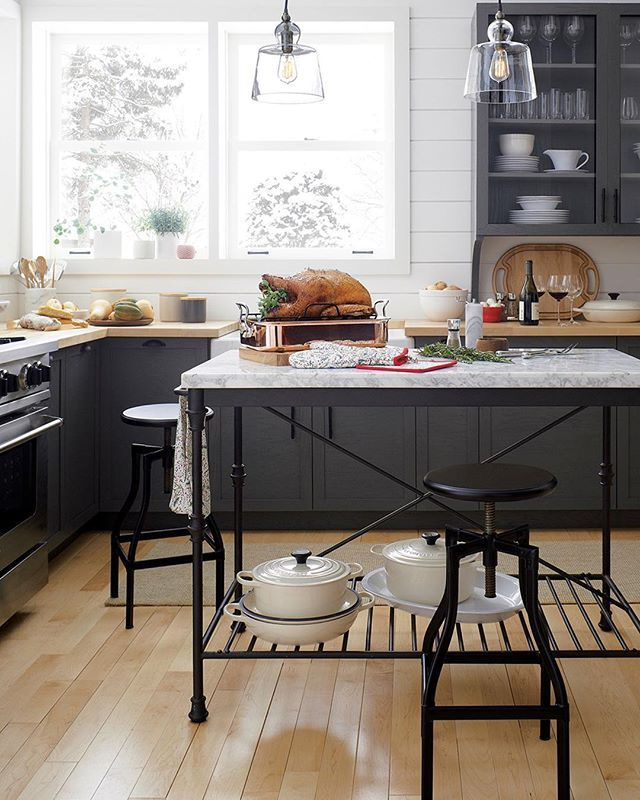 Party's in the kitchen! #FallEntertaining