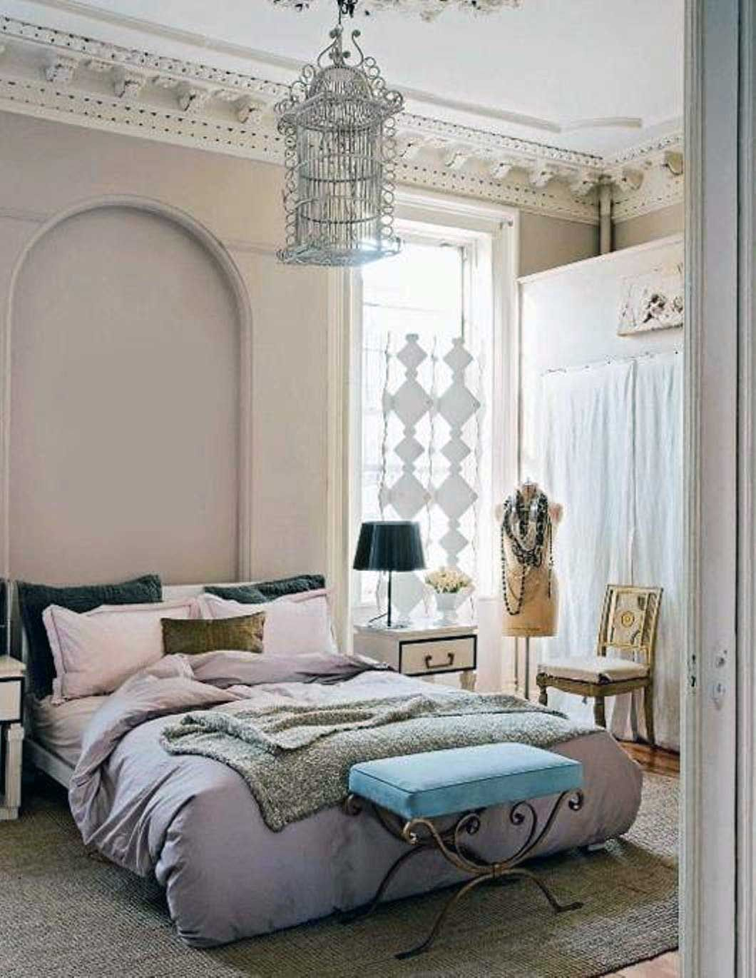 30 Small Spaces Girly Apartment Bedroom Ideas Woman