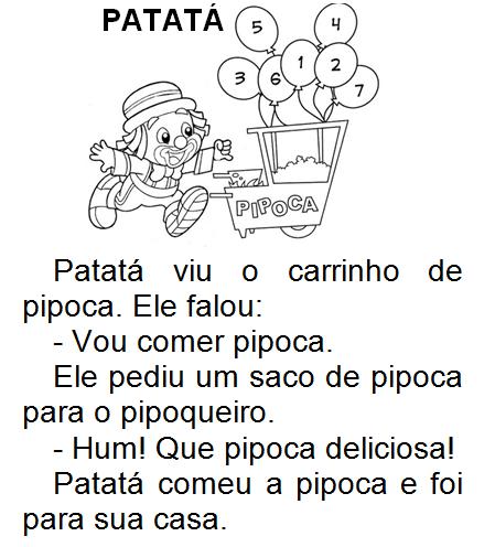 Texto PATATÁ