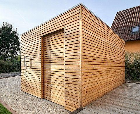 Gartenhaus DreiD Ahlers Gartenhausmanufaktur Design