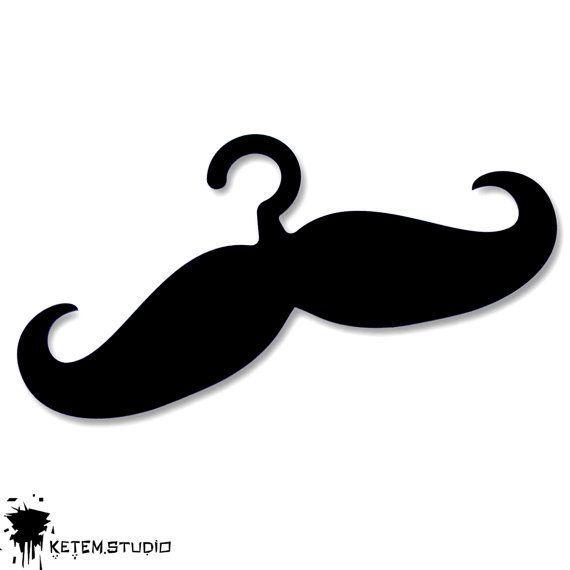 Moustache Hanger