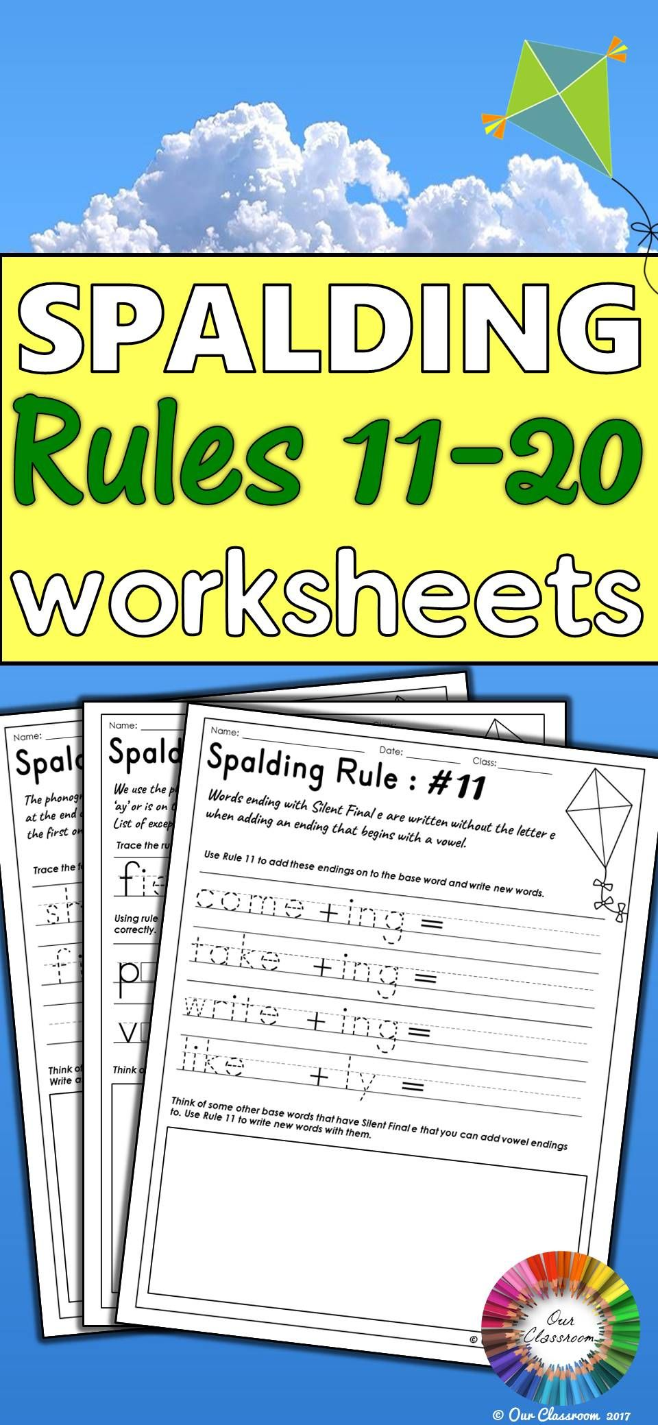 Spalding Rules 11 20 Worksheets Teaching Reading Reading Intervention Primary Education Resources [ 2079 x 960 Pixel ]