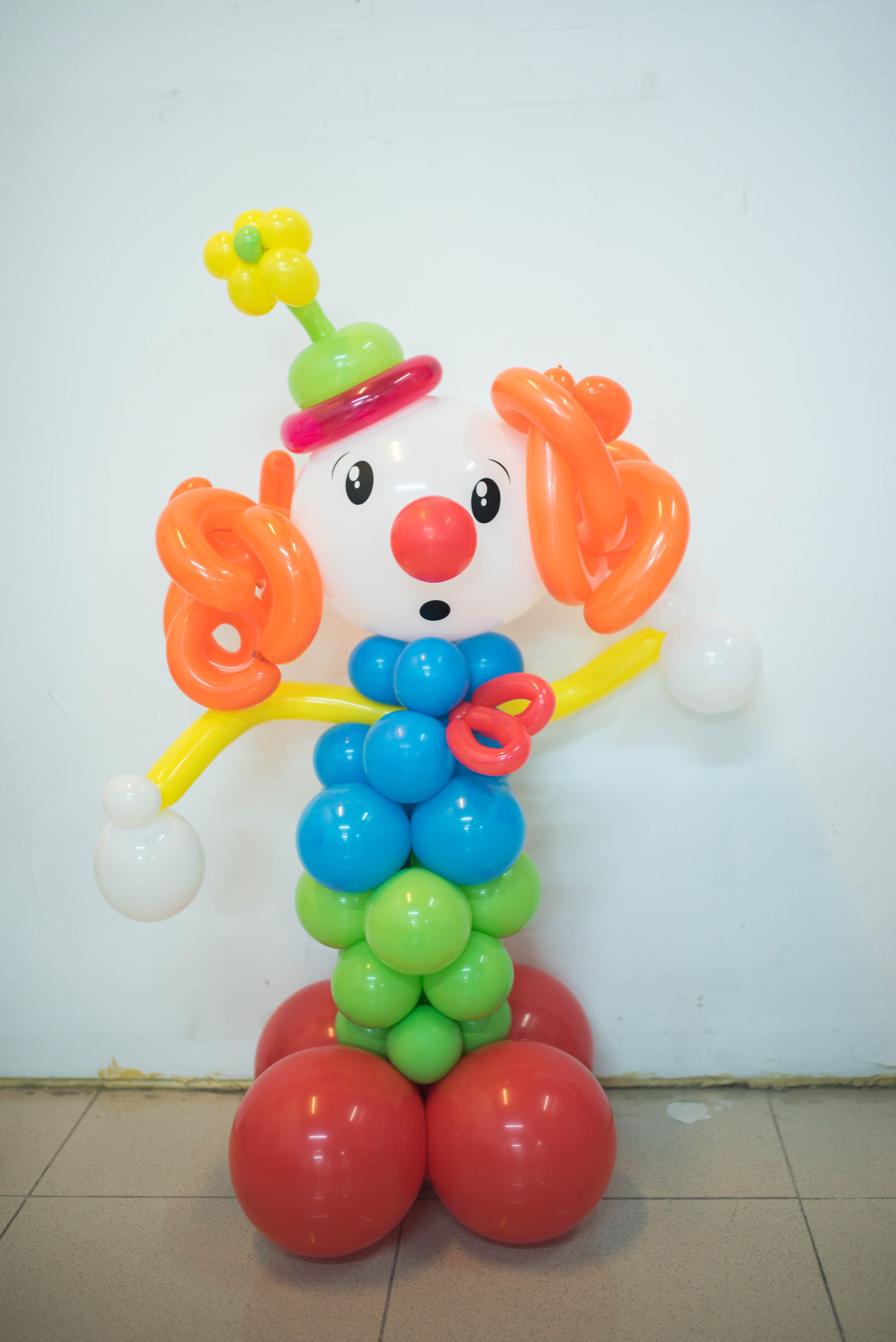 643482871 globos  payaso  balloon