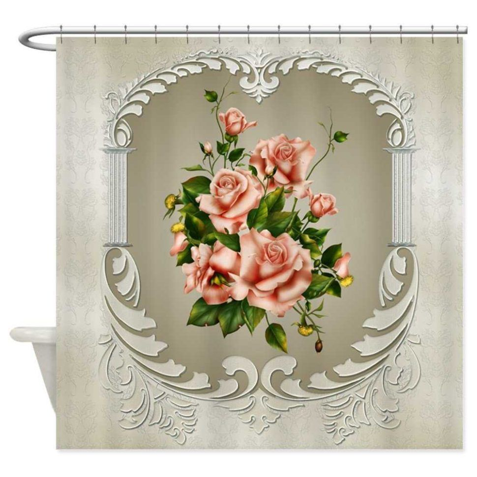 Shower Curtain Rods Lowes