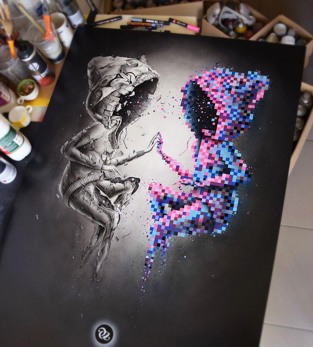 Color art nantes - Art Illustrations