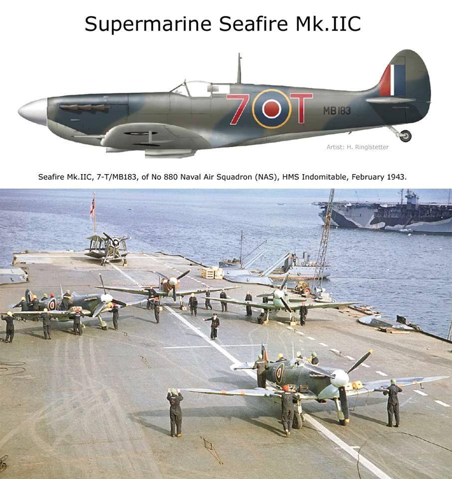 Supermarine Seafire Mk.IIC