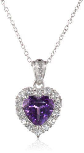 Pin by Kara Kessener on Oh Shiny!! | Heart pendant necklace, Pendant