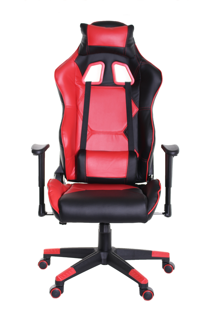 Race Car Chair Officeworks Accent Swivel Uk Timeoffice Sport Series Ergonomic Video Gaming Style Red