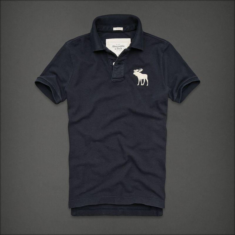 c000508530 Camiseta Polo Masculina Abercrombie mod5035 - Zand