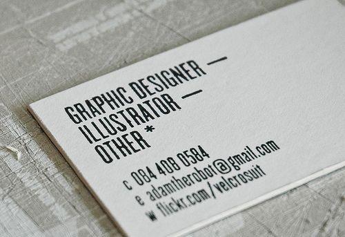Business card design business cards pinterest business cards business card colourmoves Images
