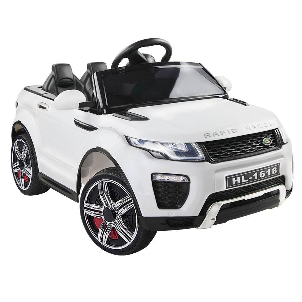 Kids Ride On Range Rover Evoque White Kids ride on