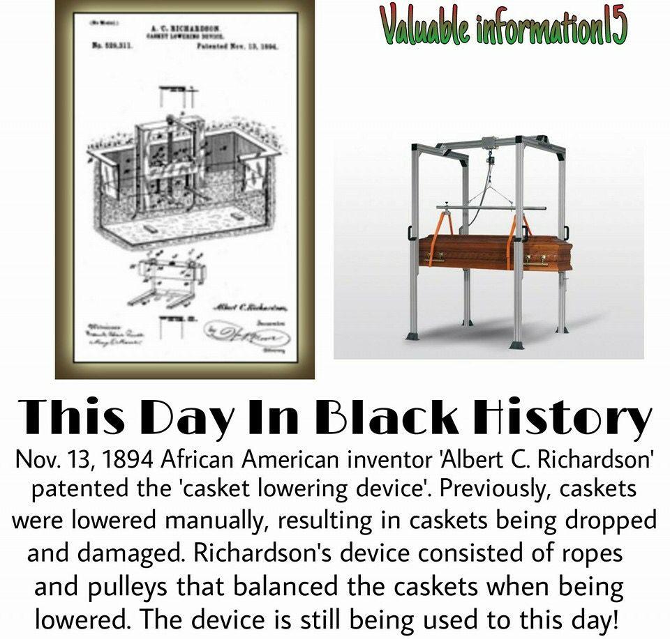 Albert Richardson Inventor Wwwtollebildcom