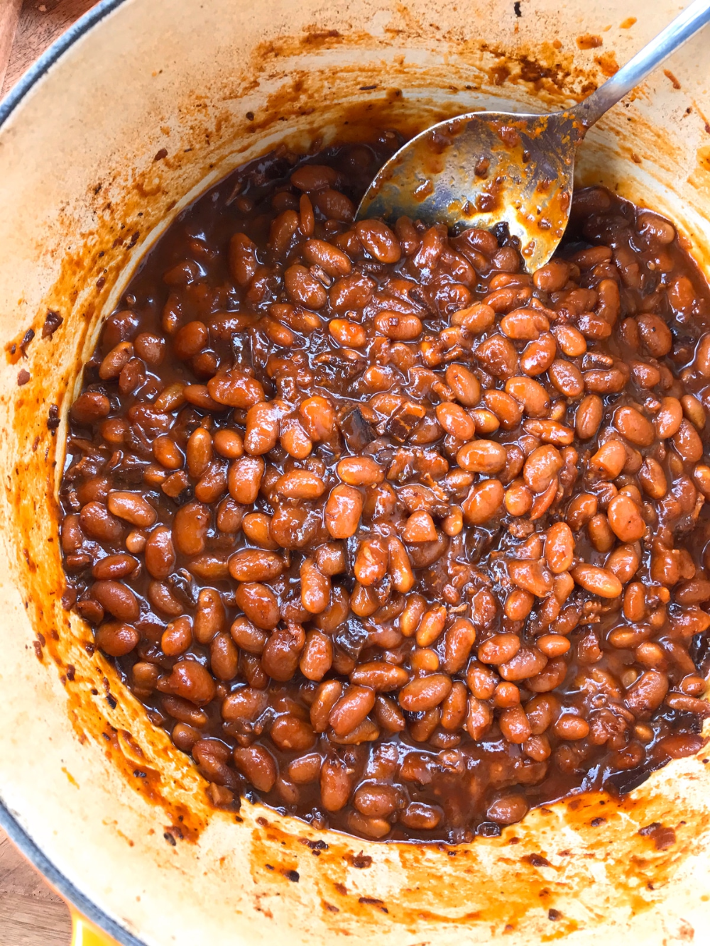 Old Fashioned Baked Beans Recipe Baked Beans Classic Baked Beans Recipe Beans
