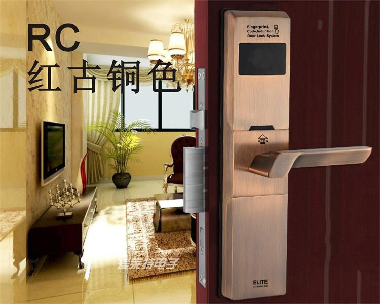 $1550.00 (Buy here: http://appdeal.ru/fhdo ) Intelligent Special electronic lock EW2688B intelligent fingerprint password home security locks mechanical Fingerprint for just $1550.00