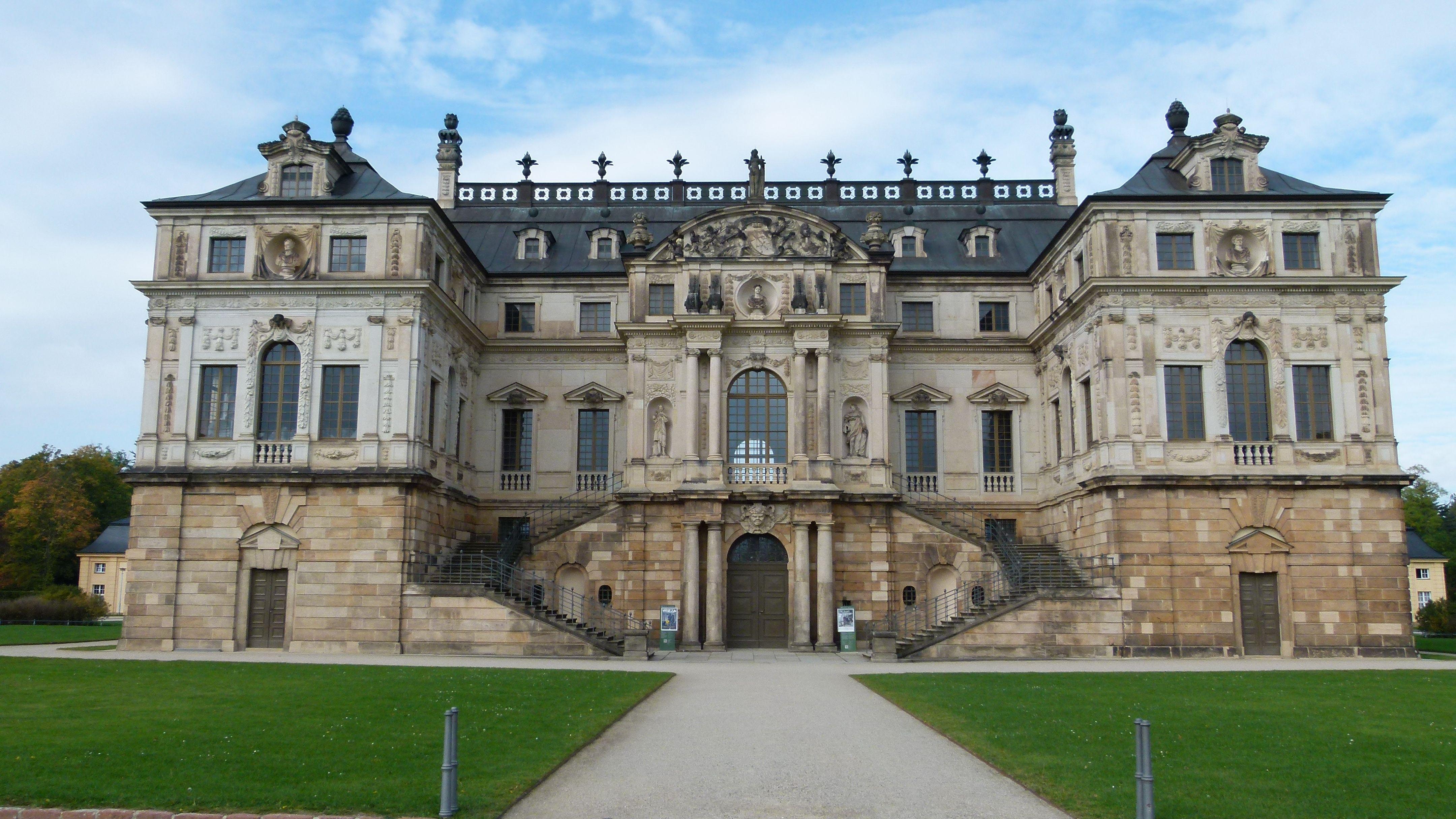 Palais Großer Garten Dresden Great Houses Großer Garten