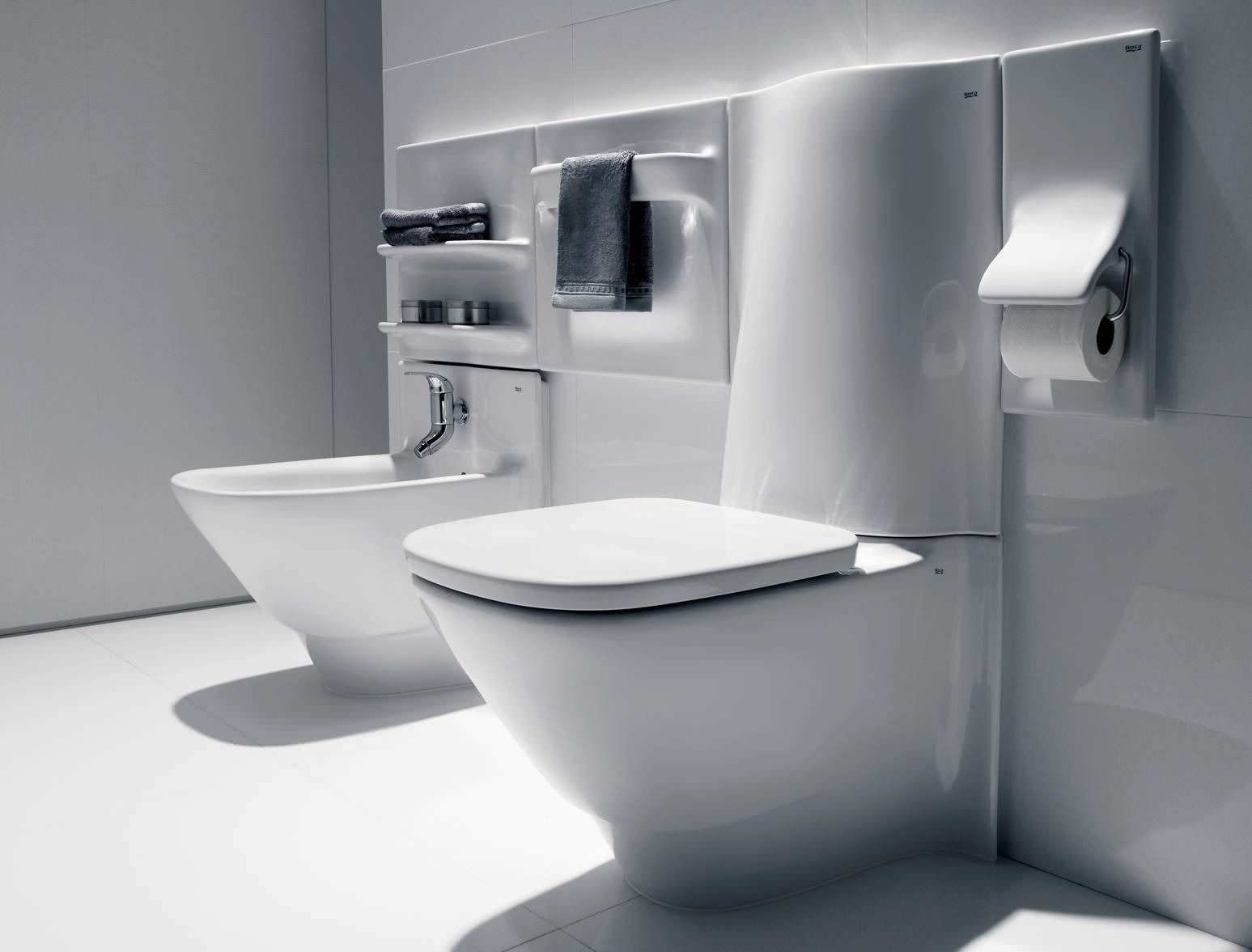 inodoro de pie de ceramica con cisterna empotrada frontalis by discover all the information about the product free standing toilet ceramic frontalis by belen rafael moneo roca and find where you can buy it