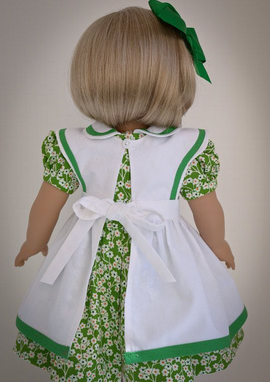 RSVD Vintage Wearing of the Green by AnnasGirls on Etsy