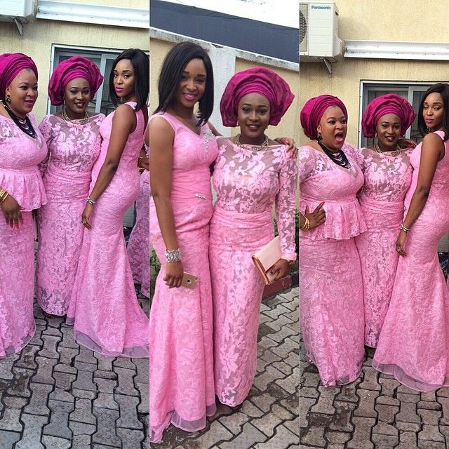 We absolutely love our new edition of Aso Ebi Styles. We have ...