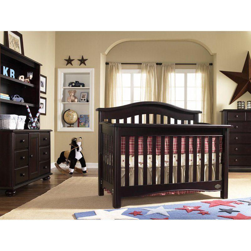 Bonavita Hudson Lifestyle 4 In 1 Convertible Crib Collection 489 Hayneedle