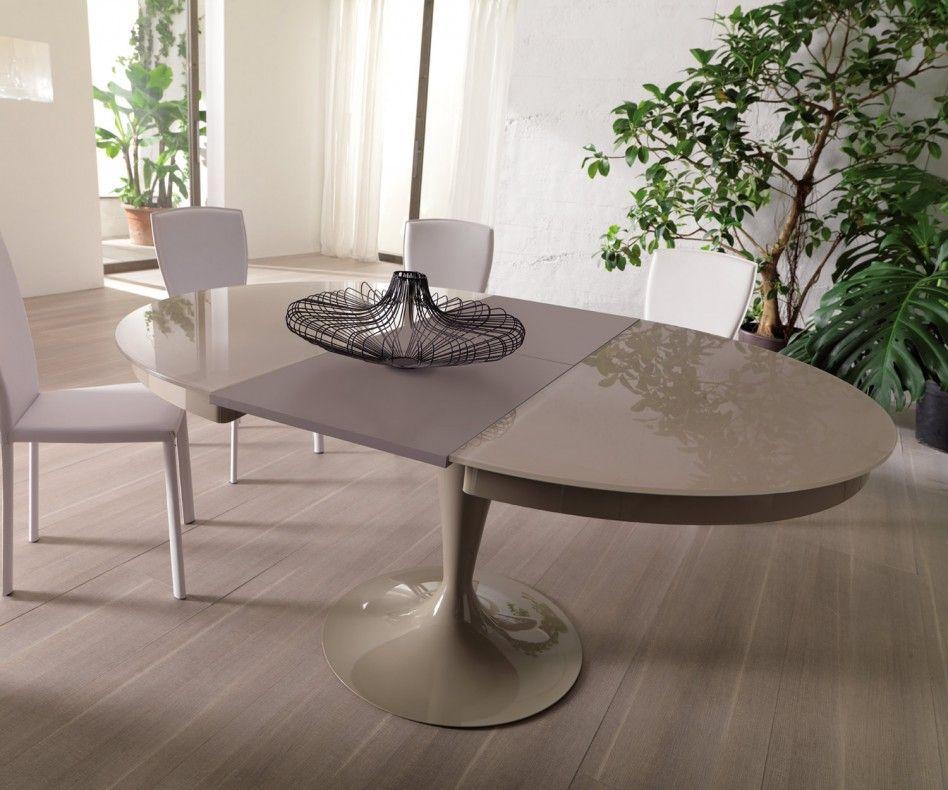 Tisch Ausgezogen Metall Esstisch Tisch Design Tisch