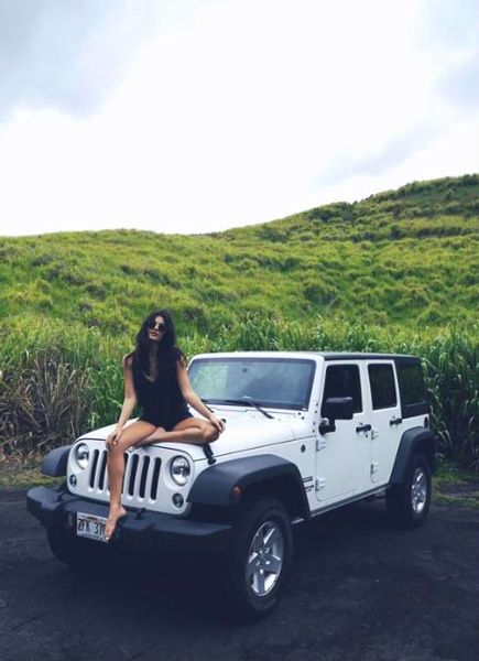 Experience the Off-road with a Jeep Rental