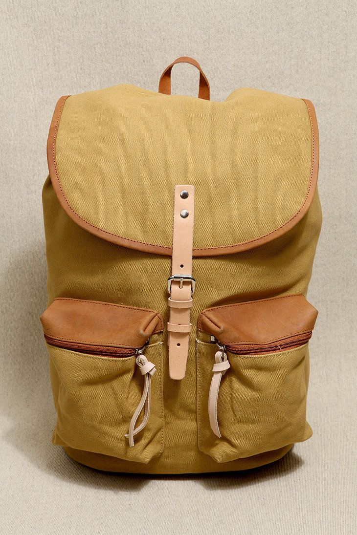 d8ed5da850d7 Urban Outfitters Canvas Backpack- Fenix Toulouse Handball