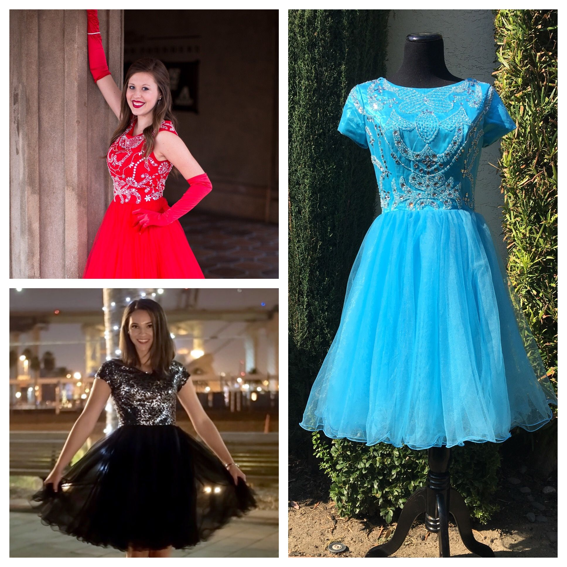 Did you know you can mix and match our dresses to create a custom ...