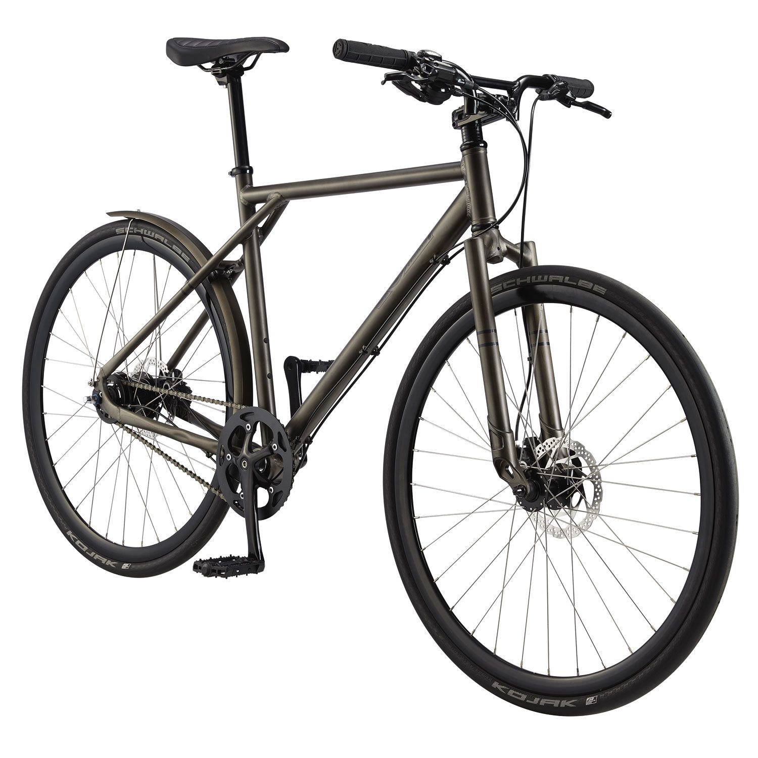 Gt Eightball 700c 8 Speed City Bike 2015 Commuter City Bicycle